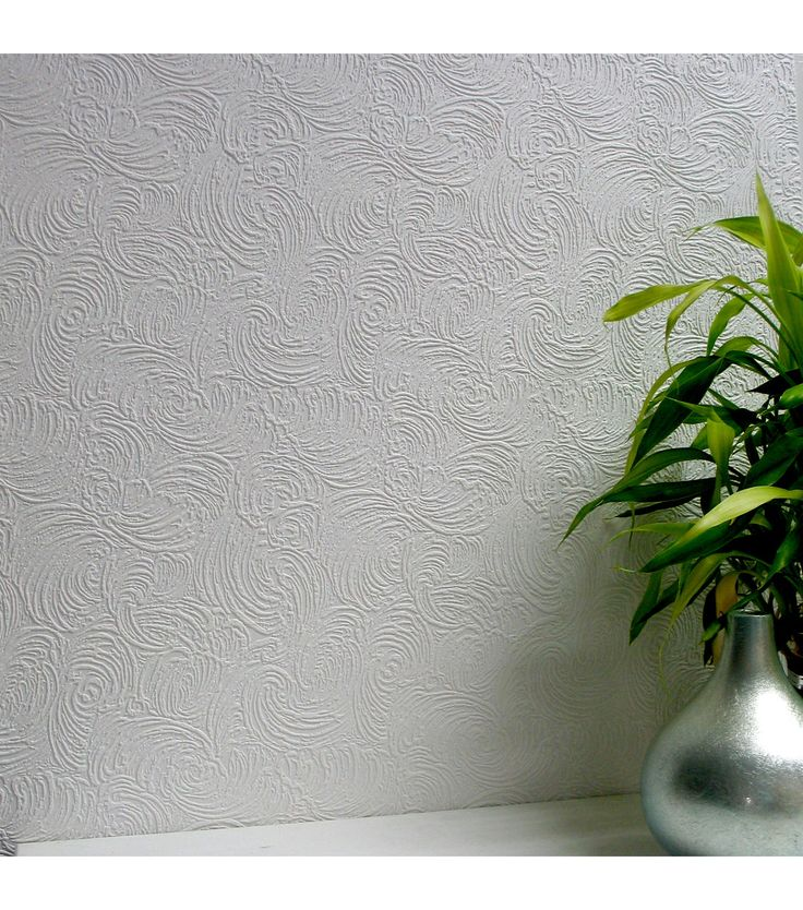 Ranworth Paintable Textured Vinyl Wallpaper Vinyl
