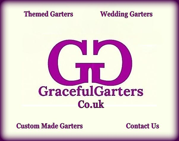 Graceful Garters has a huge selection of hand crafted garters for all occasions. Whether it's for prom, fancy dress or your wedding day we have garters suit all your needs. Made from the highest quality silk, satin or lace, we pride ourselves on creating nothing but the best for you big day. Please take the time to explore our shop and view the extensive collection of garters for your wedding, prom or any other occasion.