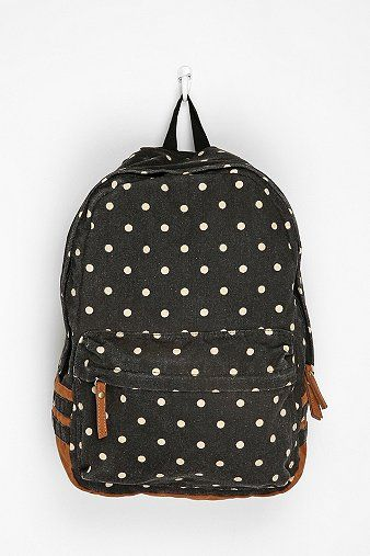 polka dot backpack ++ carrot: Back To Schools, Urban Outfitters, Dotty Backpacks, Fashion Shoes, Polka Dot Backpack, Carrots Polka, Polka Dots Backpacks, Backpacks Carrots, Backpacks Polka Dots