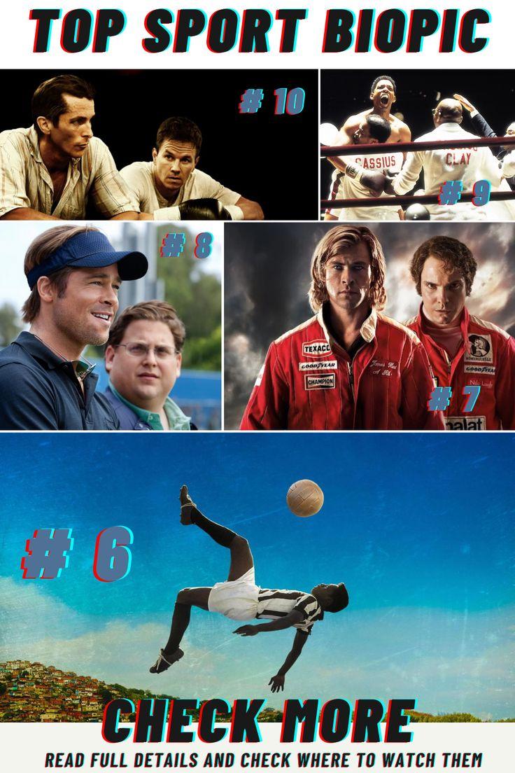 Best sports Documentaries on Netflix Sports Biopics