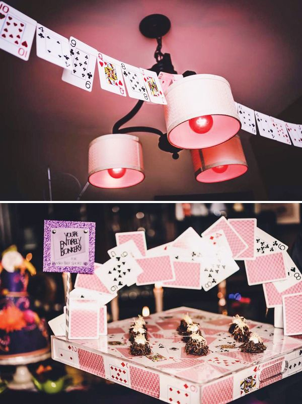 alice in wonderland adult party | Alice in Wonderland} Very Merry 30th UnBirthday Party // Hostess with ...