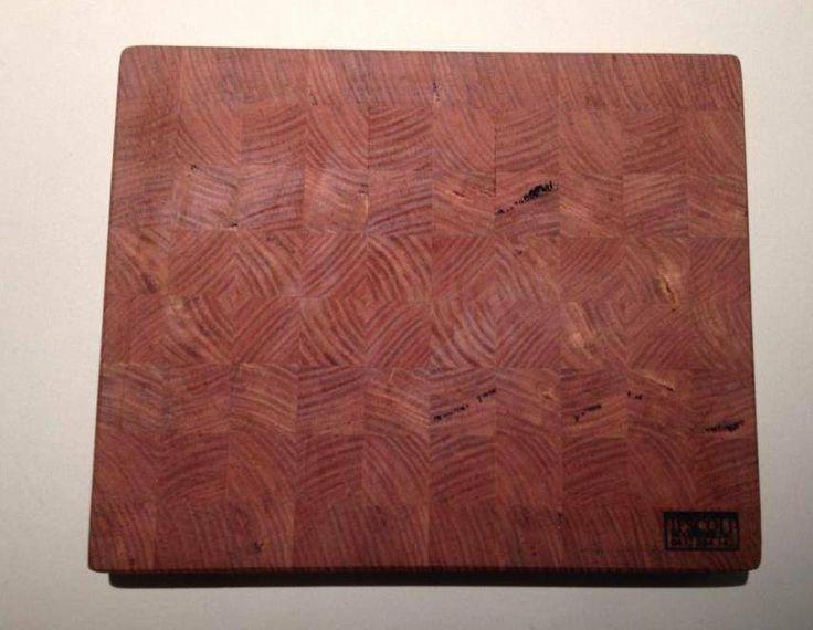 End Grain Chopping Board - by tfscottwoodworking @ LumberJocks.com ~ woodworking community