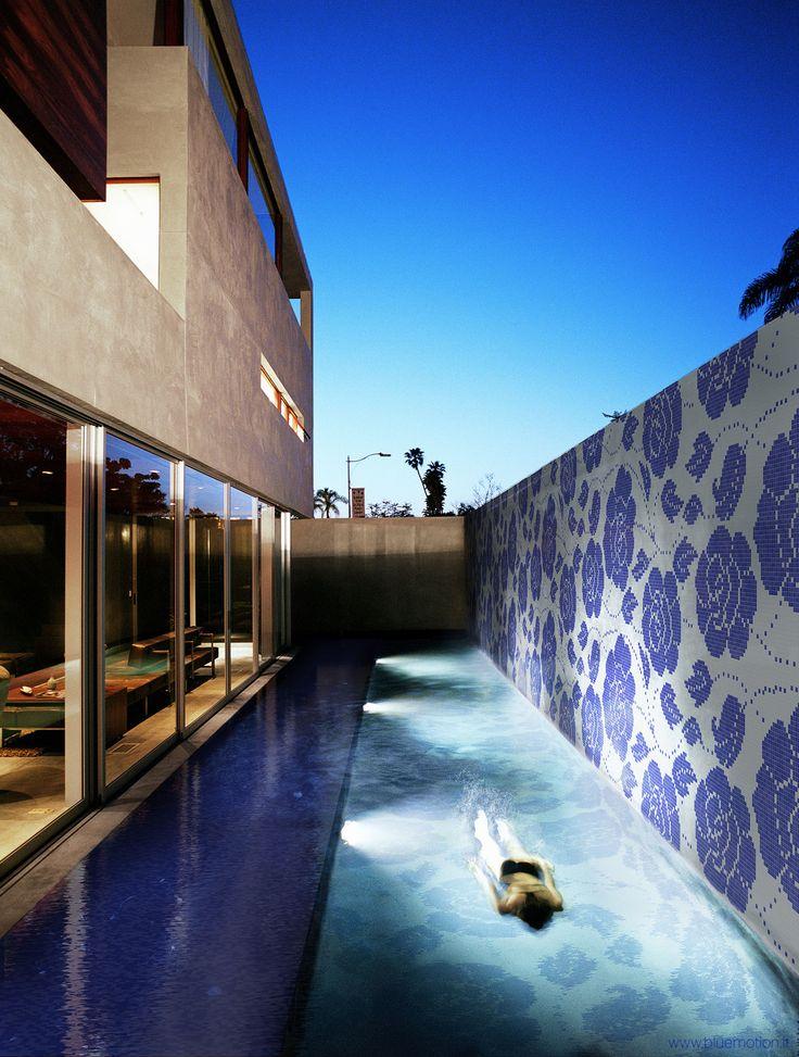 Luxury Glass Mosaic Render
