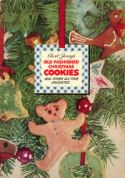 Aunt Jenny's Old-Fashioned Christmas Cookies ~ multiple vintage cookie recipes ...  +recipe. +sweet. +dessert. +cookie.