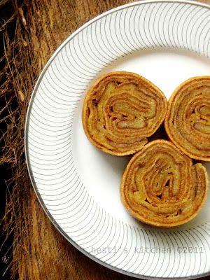 HESTI'S KITCHEN : yummy for your tummy: Lapis Legit Roll