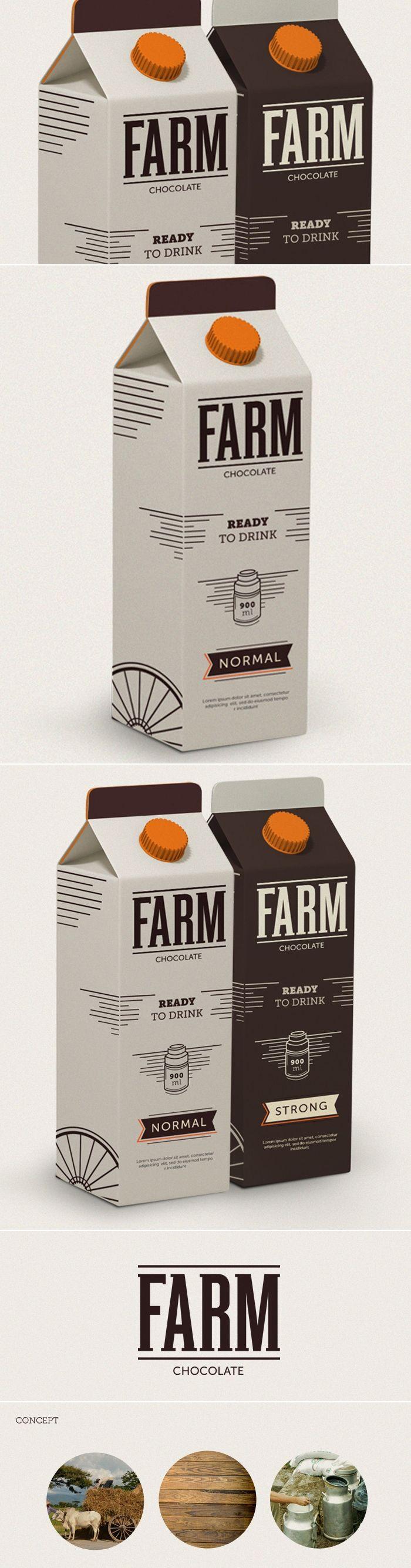 Concept: FARM — The Dieline   Packaging & Branding Design & Innovation News