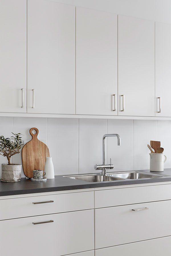 simple, clean design