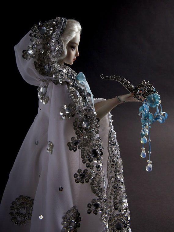 ロシアのアーティストMarina Bychkovaが制作する耽美で艶かしい球体関節人形たち | ARTIST DATABASE