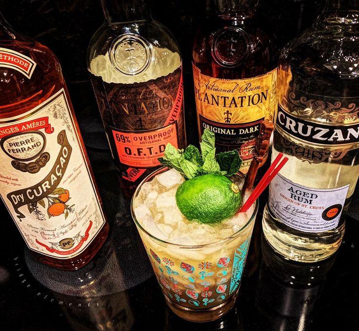 Pin on rum