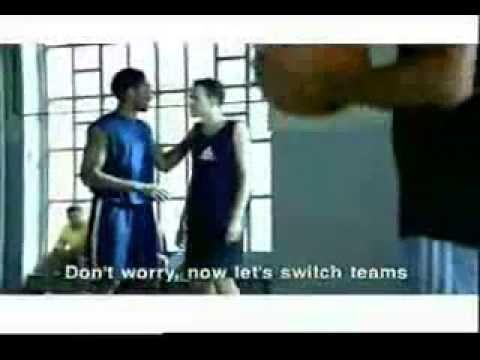 Kobe Bryant Commercial: Talking Trash in Italian