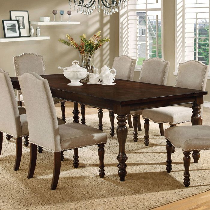 Garland Extendable Dining Table