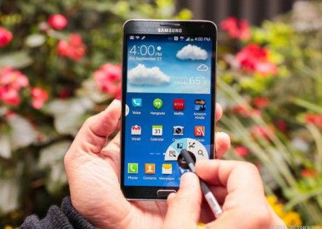 Samsung Galaxy Note 3 - 15 saat