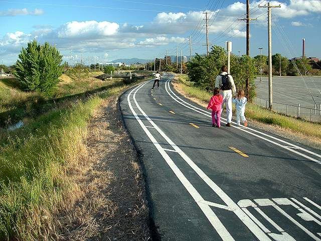 San Tomas Aquino Trail (SF Bay Trail)