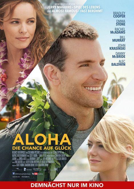Aloha Film - Rachel McAdams -  Bradley Cooper - Emma Stone - 20th Century Fox - kulturmaterial
