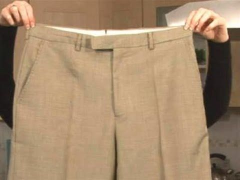 This guide shows you How To Iron Trousers Step By Step Watch This and Other Related films here: http://www.videojug.com/film/how-to-iron-trousershow-to-iron-...