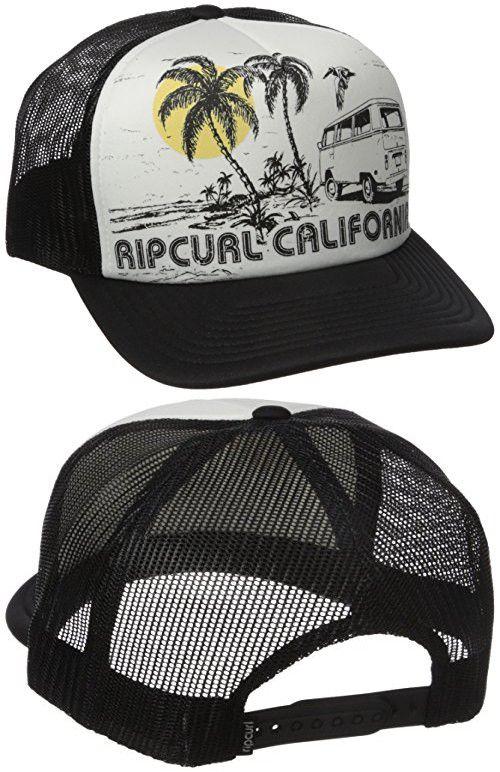 5267c449de452 Rip Curl Junior s Saturday Trucker Hat