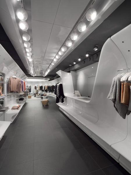 Stefanel Store / Sybarite