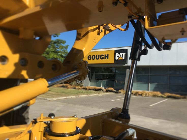 Gough Cat - 80+ years of serving New Zealand businesses with their Caterpillar needs, proud to be a part of shaping our country. #Builtforit