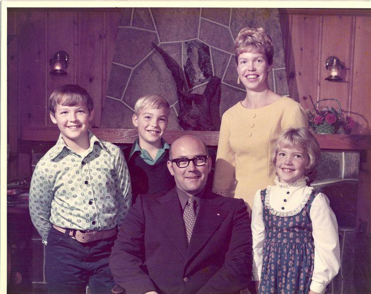 The Morgan Family 1977