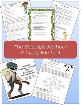 Lab 1 the scientific method