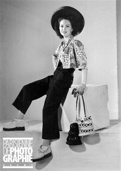 848 best designer elsa schiaparelli images on pinterest fashion history vintage fashion and - Tenue de plage ...