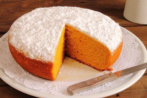 Receta de la tarta de zanahoria. La receta de zanahoria es muy fácil de hacer, además es muy rica y aporta muchos nutrientes