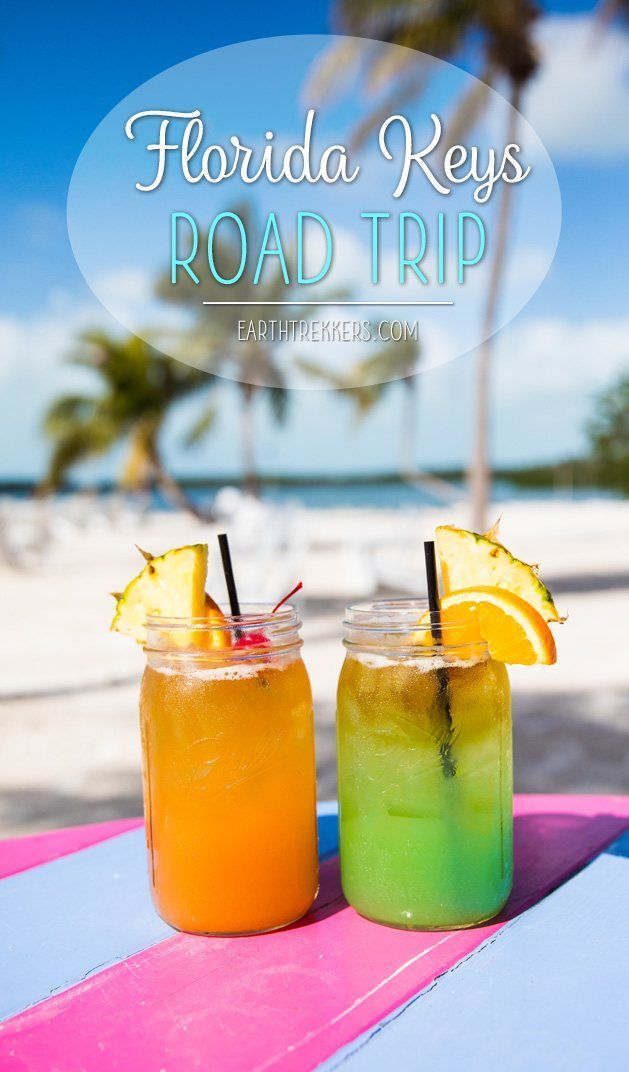 Here are 13 great things to do if you are planning a Florida Keys Road Trip. Go snorkeling in Key Largo, feed a tarpon at Robbies, the best Key Lime Pie, and the best bars and restaurants in the Florida Keys. It's a  gorgeous drive with a lot to do! Florida Keys | Road Trip | Snorkeling | Key Largo