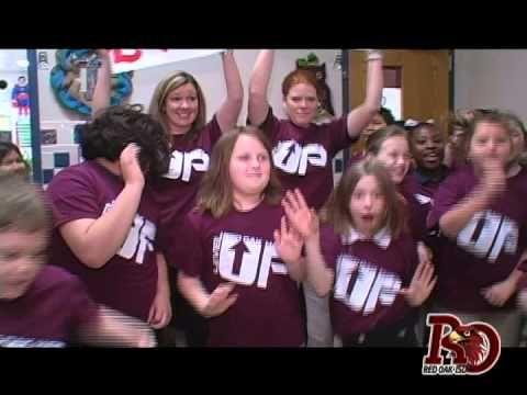 """Level Up!"" Eastridge Elementary School Music Video 2015"