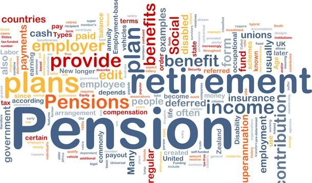 Canada Pension Plan (CPP), BC and Military Pension Links