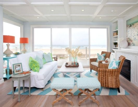 Coastal Decor Ideas And Interior Design Inspiration Images