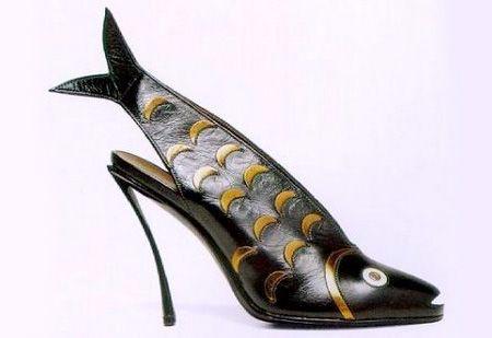Stylish and Creative Shoes - IcreativeD