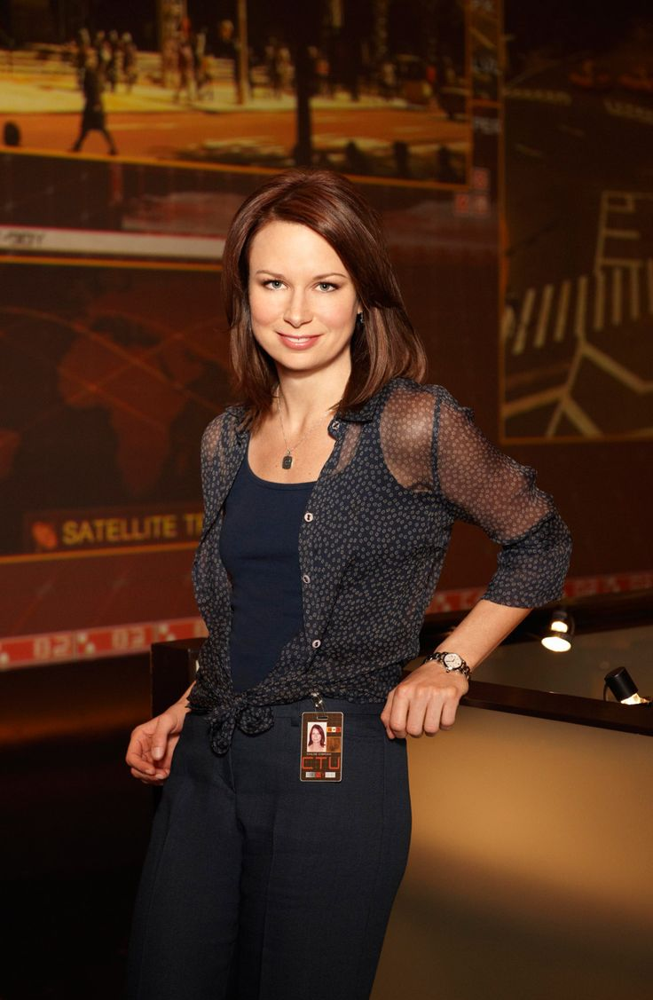 '24's Mary Lynn Rajskub Photo - Geek Love: 30 Nerd Sex Symbols | Rolling Stone