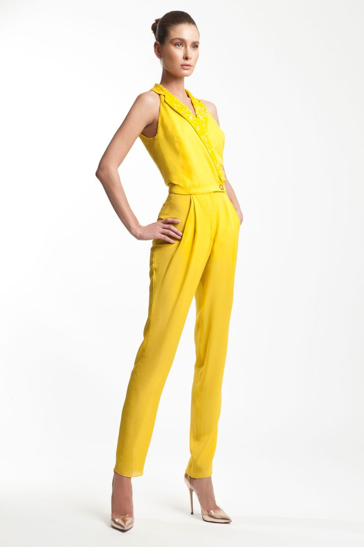 @Maysociety Rani Zakhem Ready to Wear Spring/Summer '15