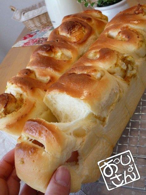 ふっくらもっちり生地のおかずパン by おっしょさん [クックパッド] 簡単おいしいみんなのレシピが218万品