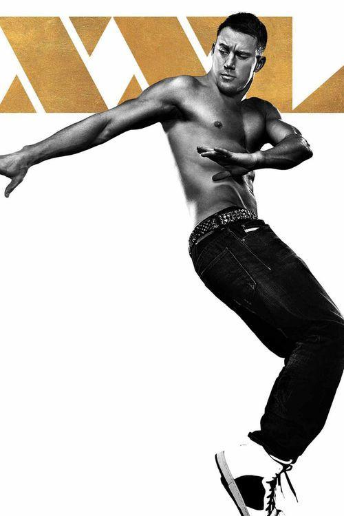 Magic Mike XXL - movie poster