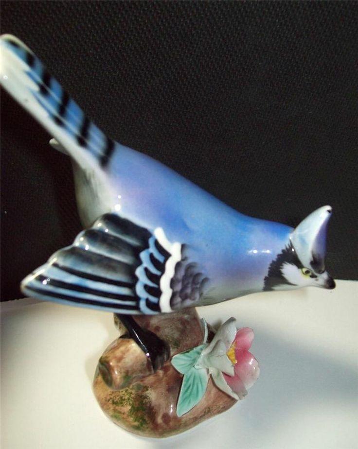 135 Best Vintage Bird Figurines Images On Pinterest