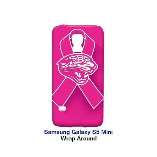 Jacksonville Jaguars Pink Ribbon Case for Samsung Galaxy S5 MINI