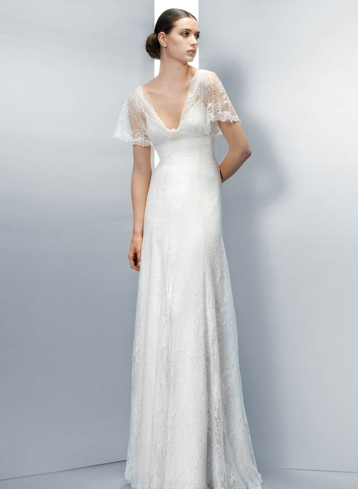40s inspired wedding dress i do haute couture pinterest