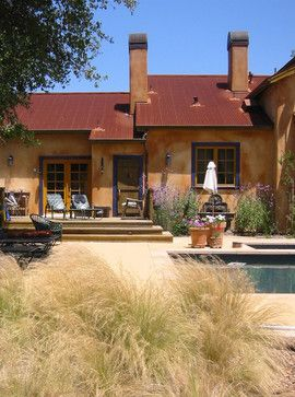 50 best images about adobe house on pinterest house for Adobe roof