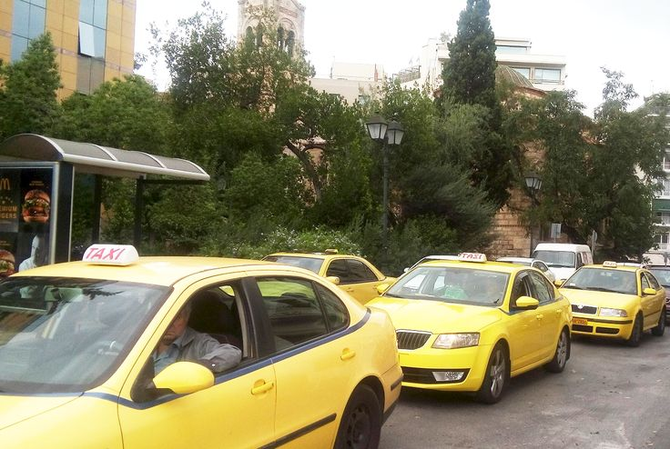 Draft Bill Prompts Greece Taxi Service to Launch Online Petition