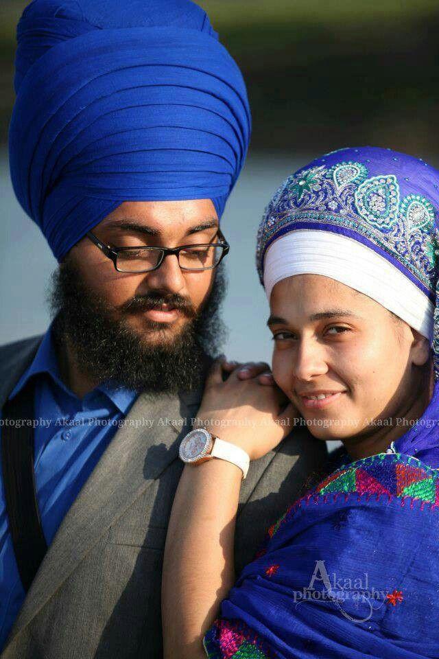 Gursikh couples
