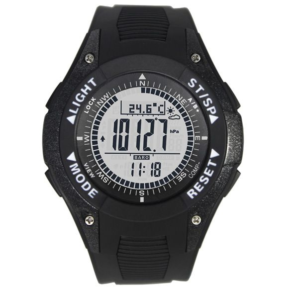 >> Click to Buy << 2017 New Brand Men Watches with Altimeter Barometer Compass Fashion Sports LED Watch reloj altimetro   #Affiliate