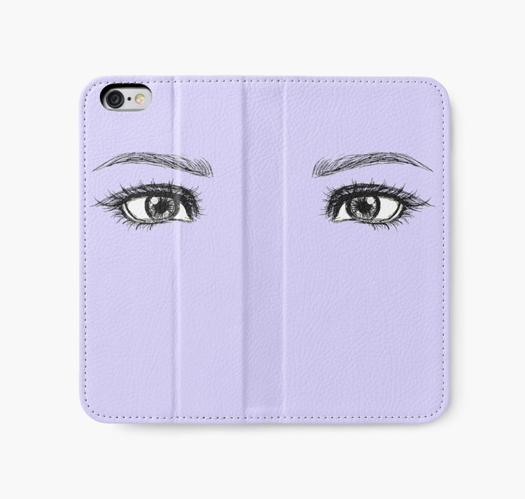 I'm Watching You iPhone Wallet