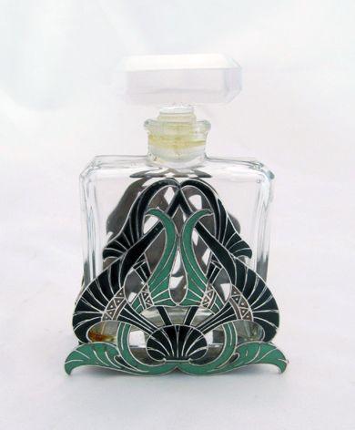 Art Decore Perfume bottle