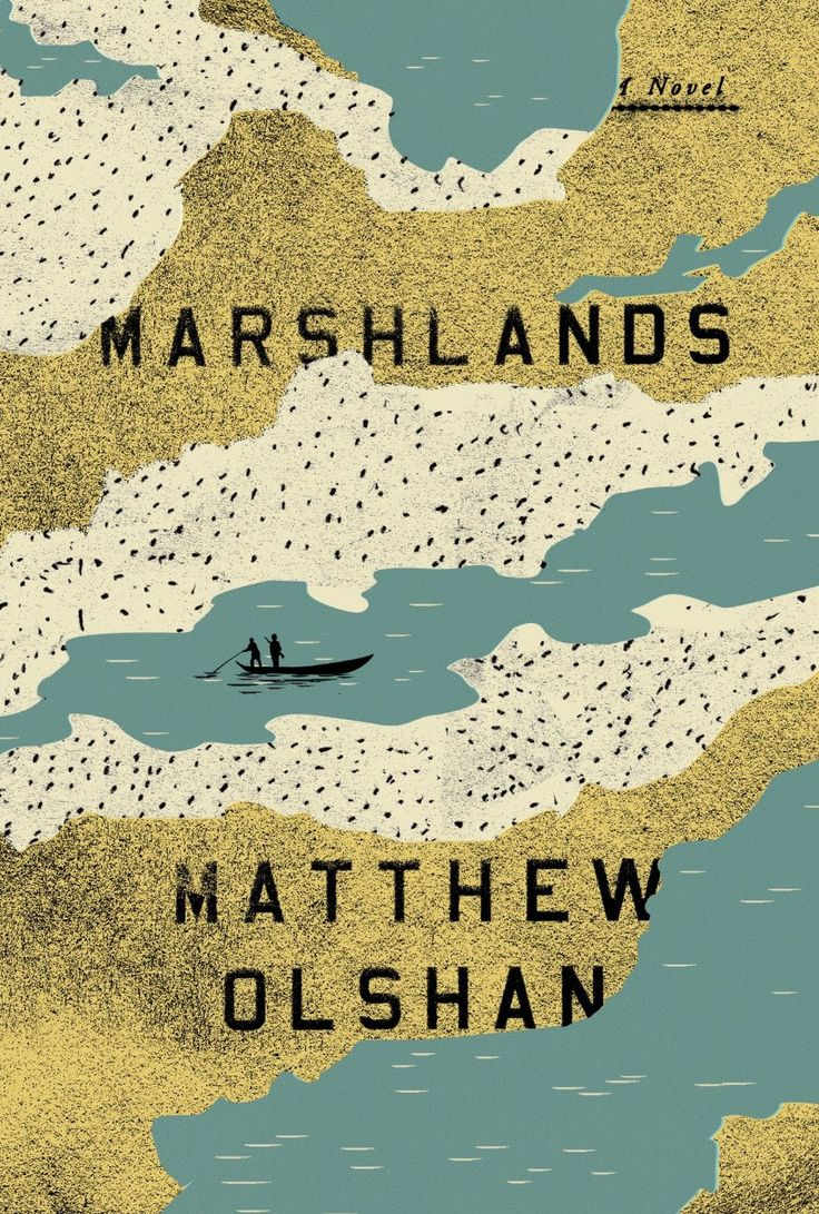 Marshlands by Matthew Olshan