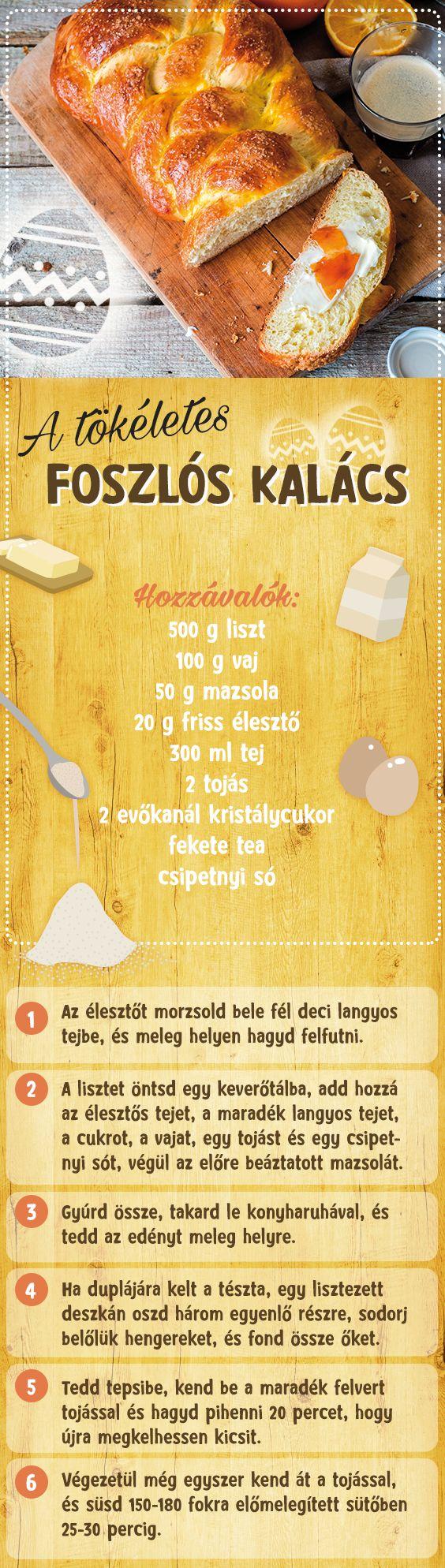 A tökéletes kalács receptjét keresed? Ne menj tovább! #Tesco #TescoHúsvét #Húsvét