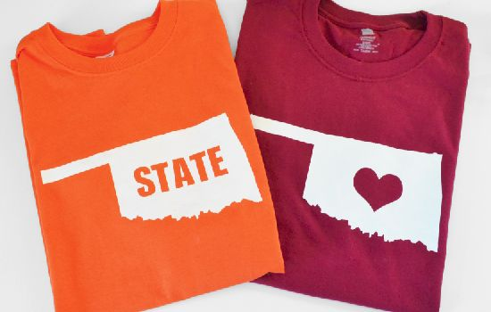State Tees Tutorial   Free Silhouette State Cut Files (all 50!)
