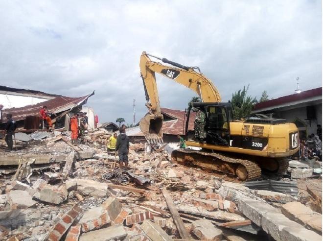 Korban Meninggal Gempa Pidie Jaya Kebanyakkan Tinggal di Ruko