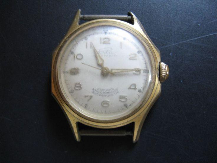 Porta wristwatch 1950s ... #Porta
