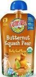 Earth's Best Peach Puree Baby Food, Stage 2, Butternut Squash Pear OG2 4.2 oz. (Pack of 12). Earth's Best Peach Puree Baby Food, Stage 2, Butternut Squash Pear OG2 4.2 oz. (Pack of 12).